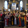 06.01.2016  Sternsinger in Holte-Lastrup unterwegs.